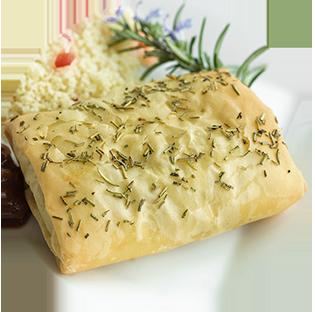 Fresh Fare Roast Vegetable Filo Pastry